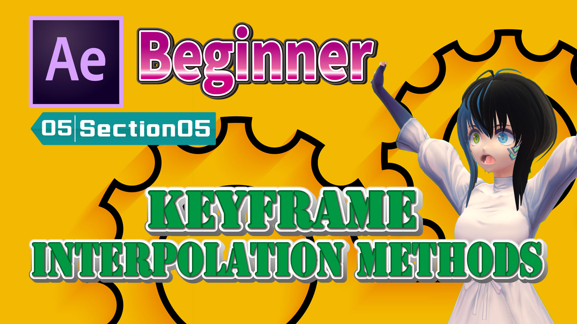 KEYFRAME INTERPOLATION METHODS