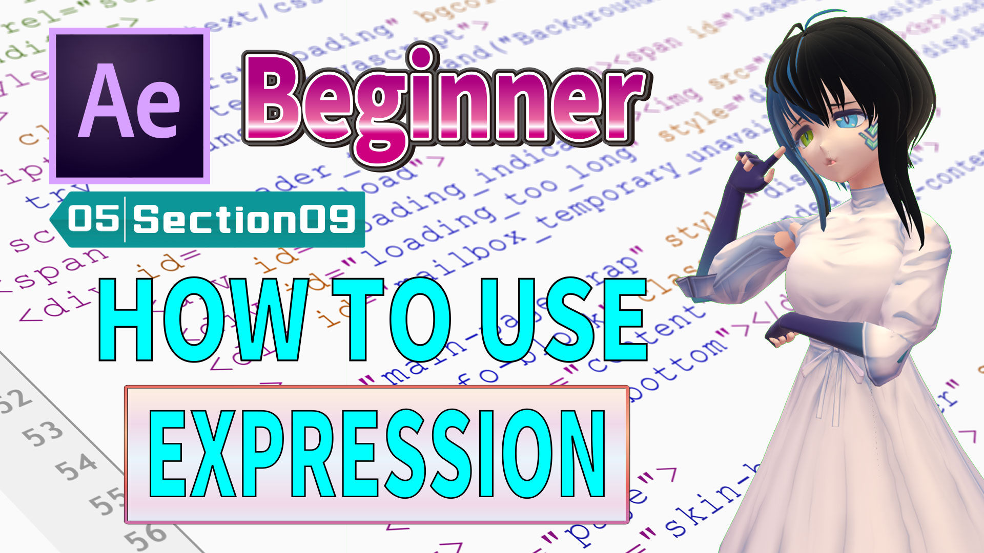 HOW TO USE EXPRESSION