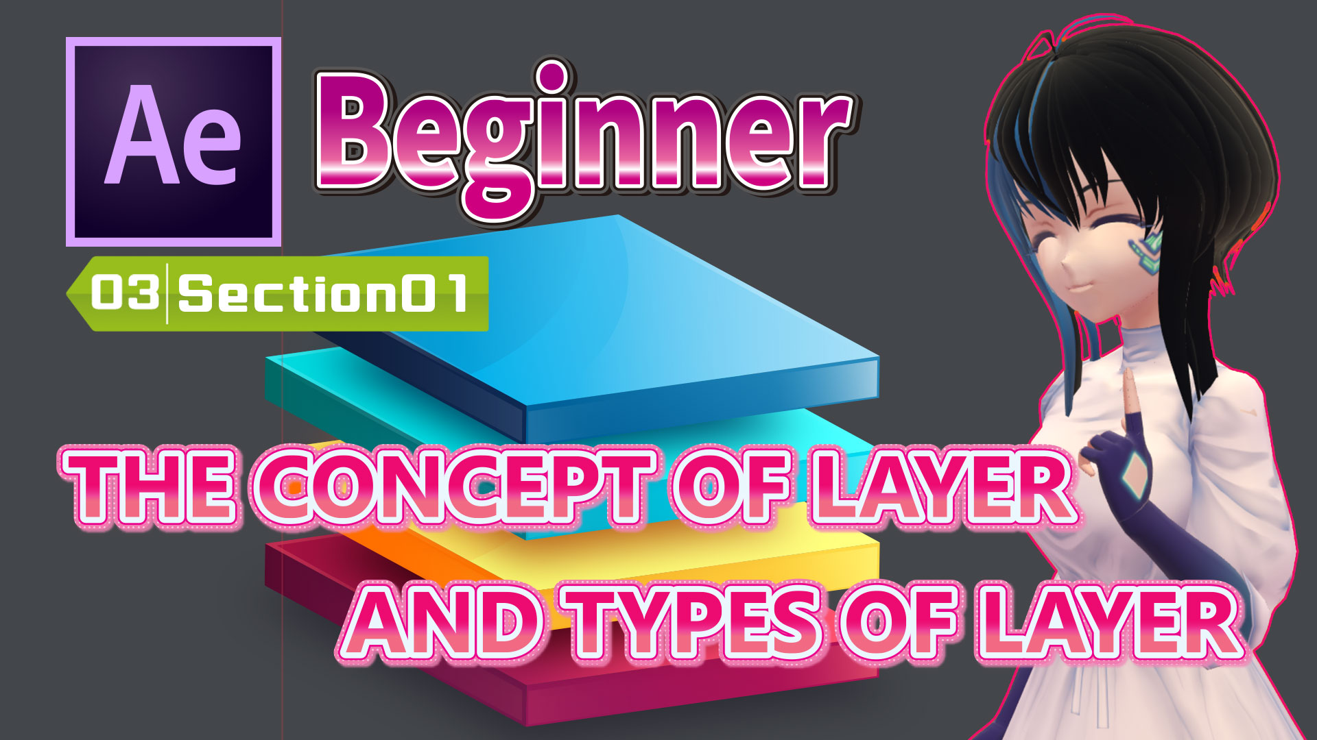 THE CONCEPT OF LAYER AND TYPES OF LAYER