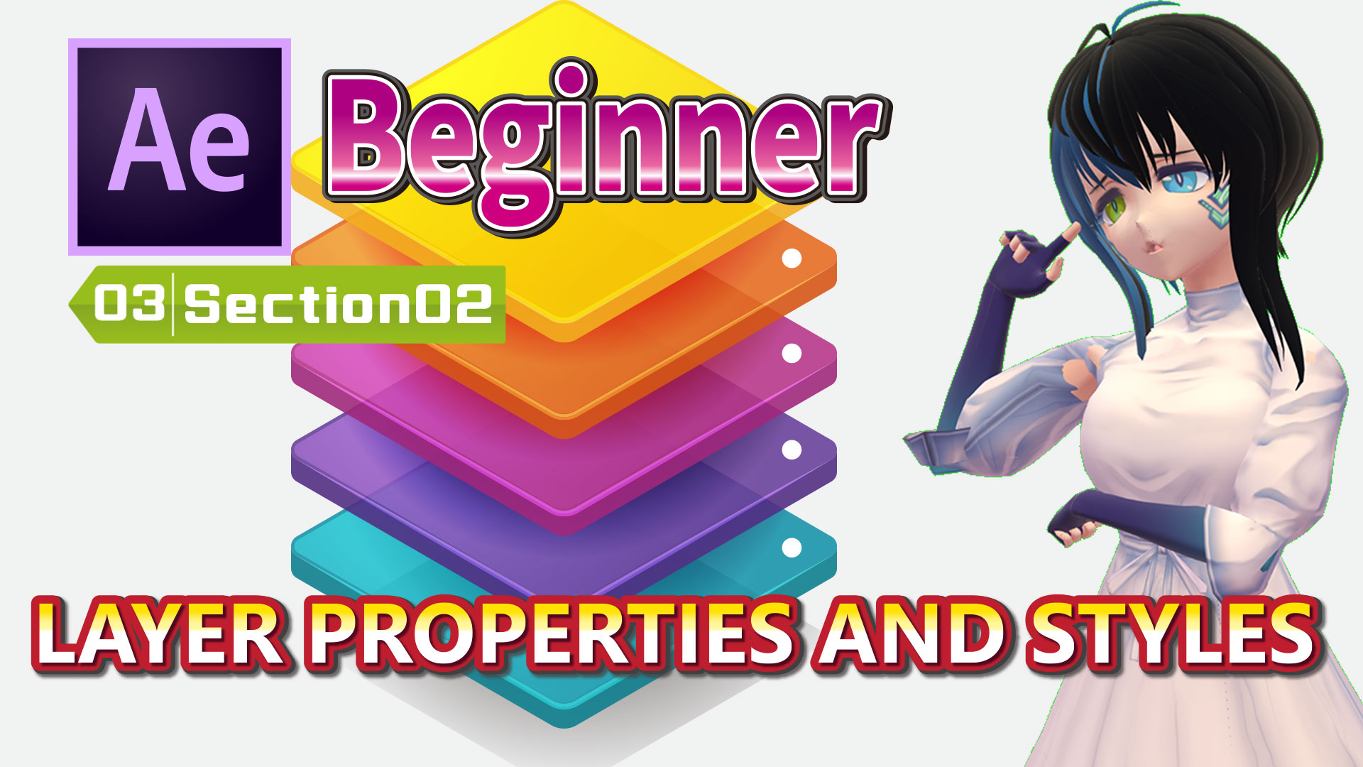 LAYER PROPERTIES AND STYLES
