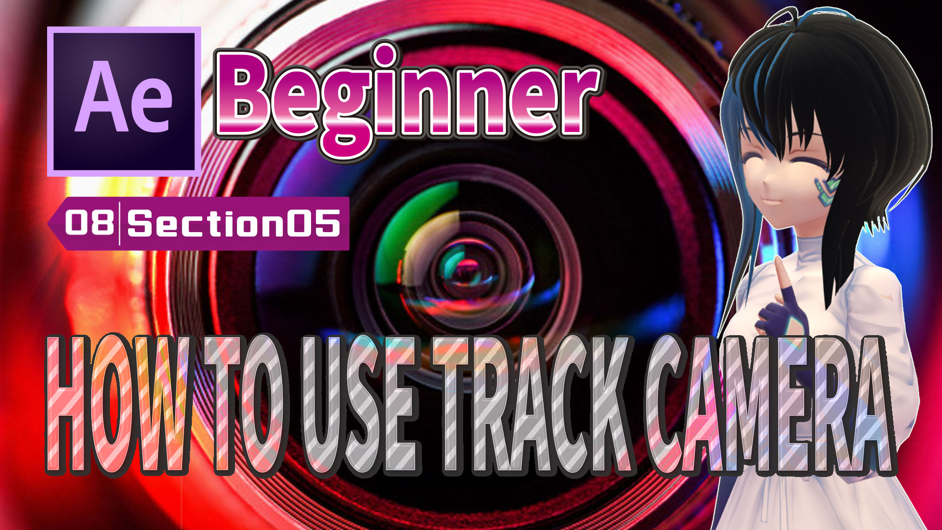 HOW TO USE TRACK CAMERA