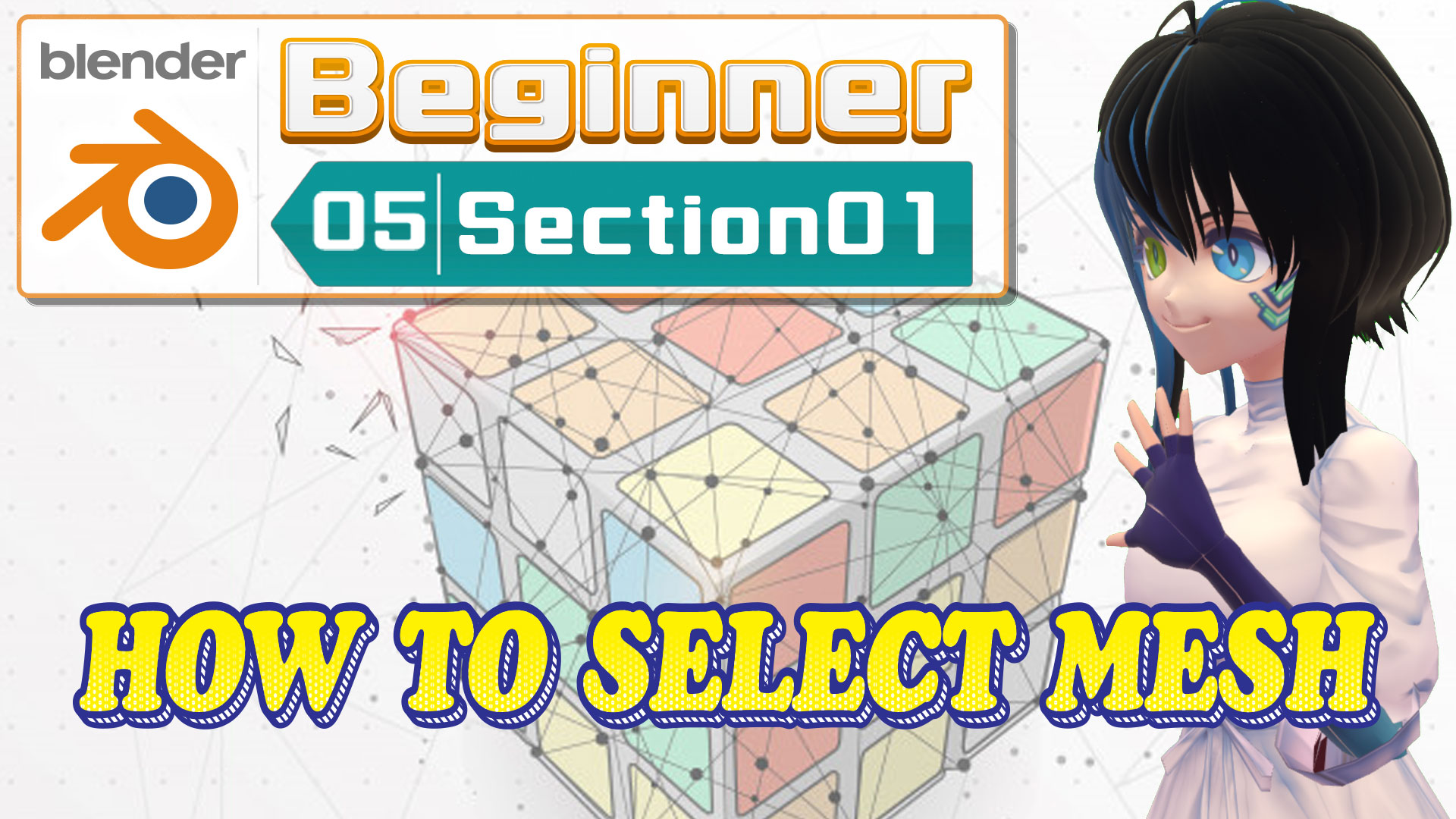 HOW TO SELECT MESH
