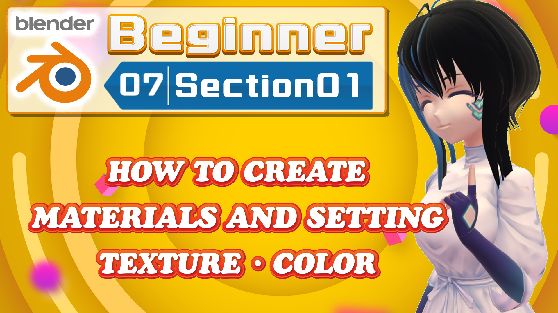 HOW TO CREATE MATERIALS AND SETTING TEXTURE/COLOR