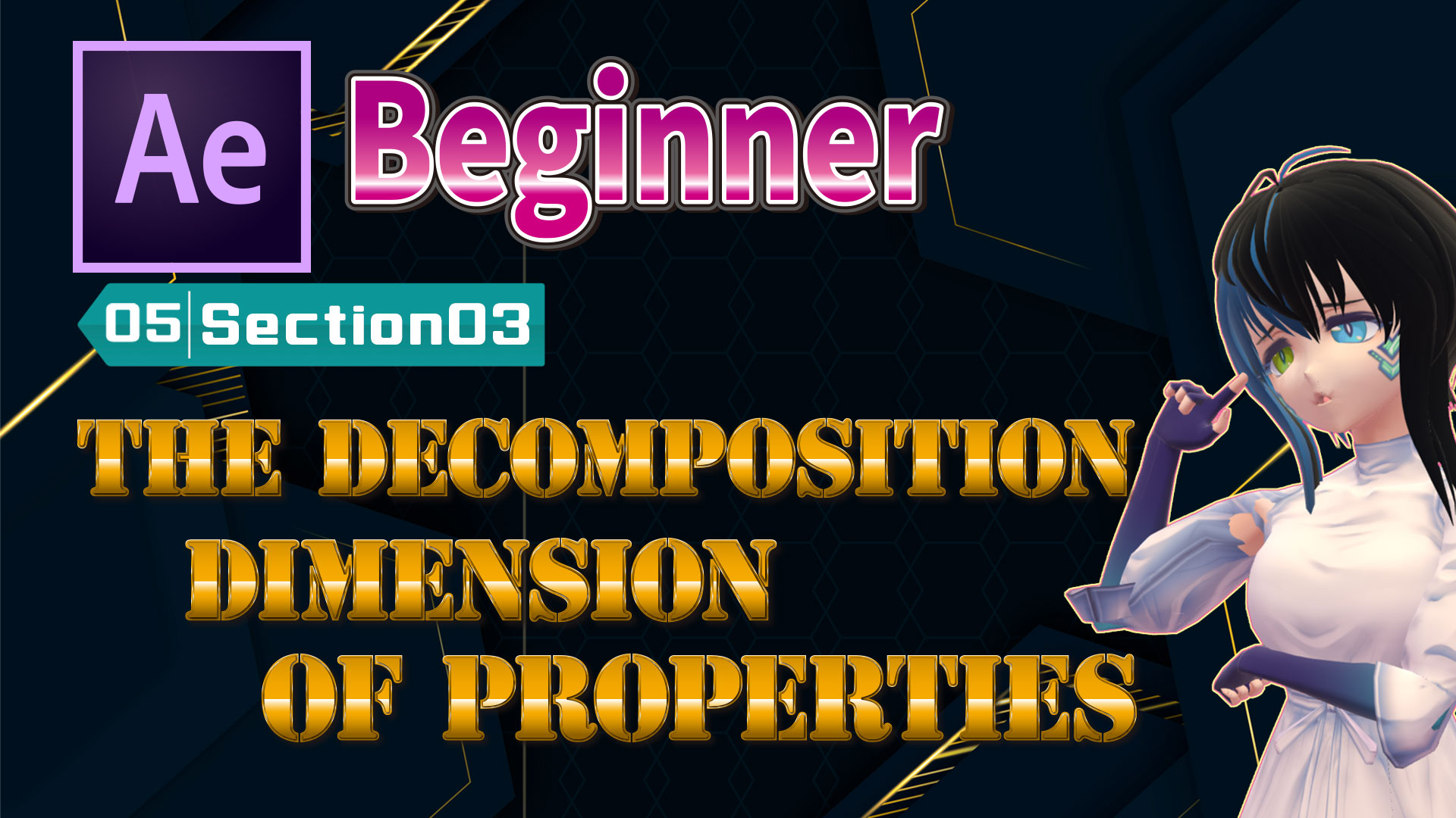 THE DECOMPOSITION DIMENSION OF PROPERTIES