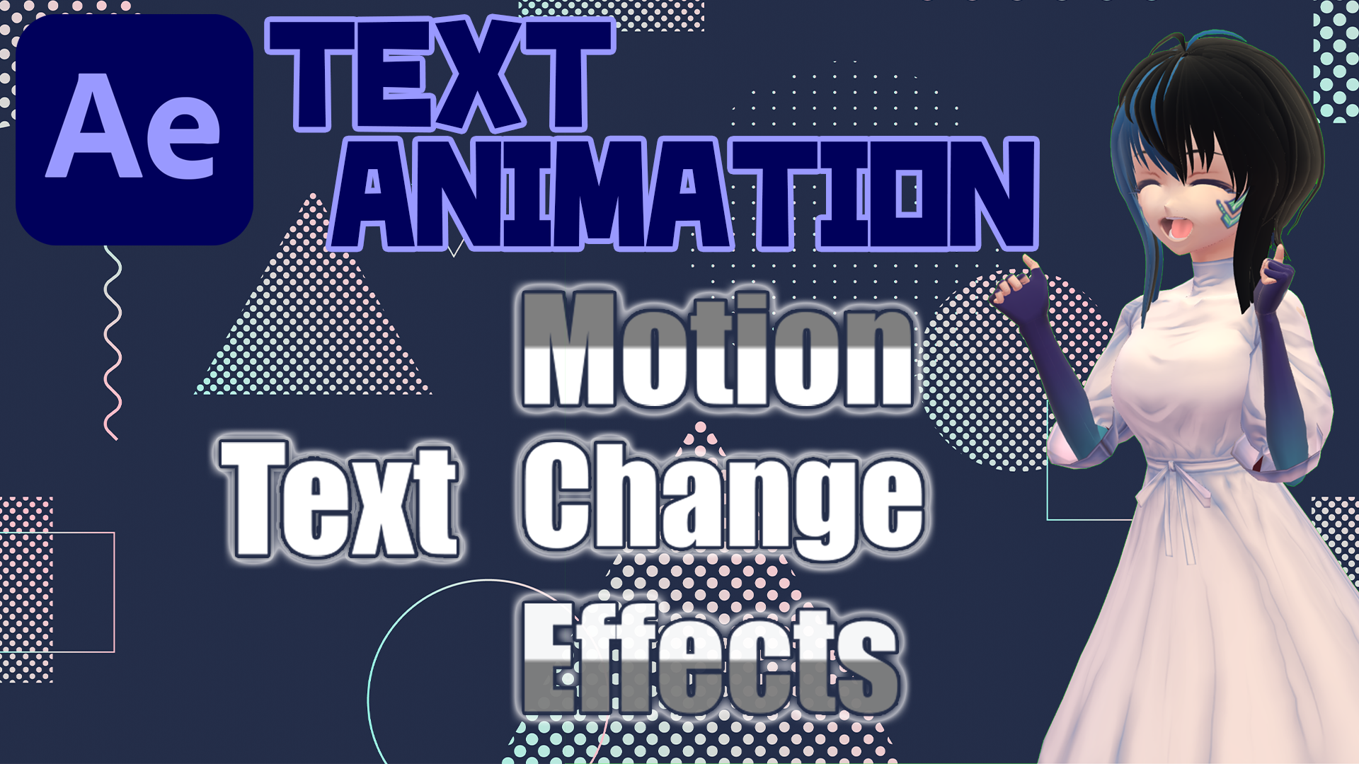 CHANGES TEXT ANIMATION